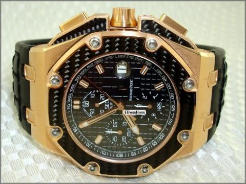 Royal Oak Offshore Juan Pablo Montoya Replica