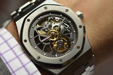 best audemars piguet royal oak tourbillon replica watch