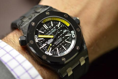 royal oak offshore diver replica